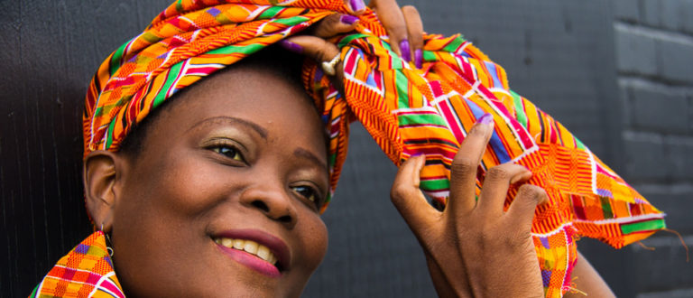 Article : Par ce que je suis Africaine, je porte ma culture à merveille.